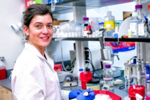 IBMS Researcher Received Career Development Award from Crohn's and Colitis Foundation